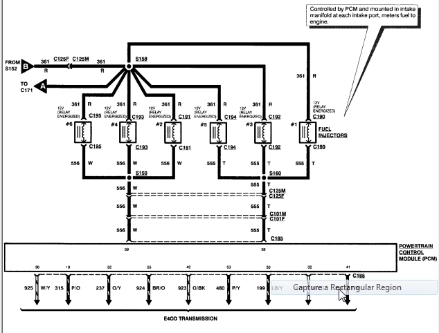 1996 F150 Fuel Diagram - Wiring Diagram Progresif