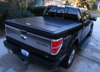 Removeable Backrack with BakFlip tonneau? - Ford F150 ...
