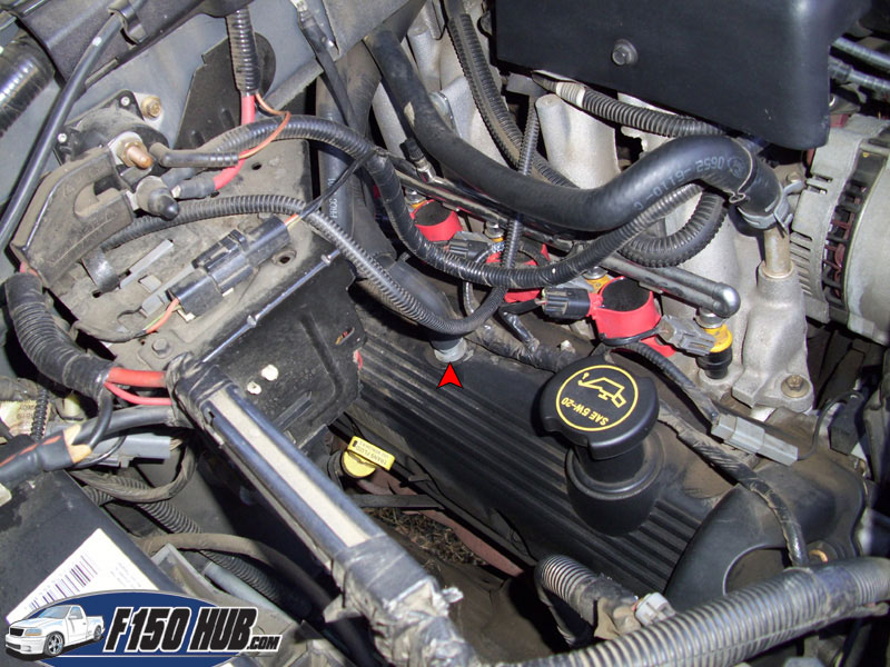 Ford Pcv Valve Diagram - Wwwcaseistore \u2022