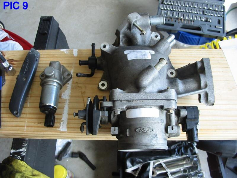 Throttle Body Removal Help - F150online Forums
