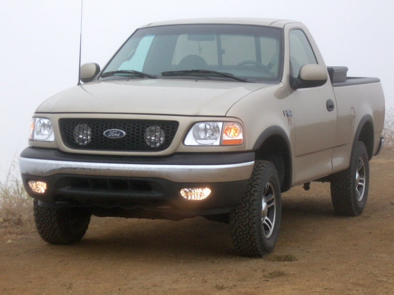 How to add factory fogs to a \u002799 F-150 XL - F150online Forums