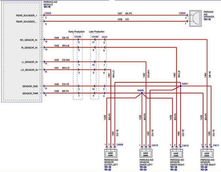 Ford Expedition Trailer Wiring Diagram circuit diagram template