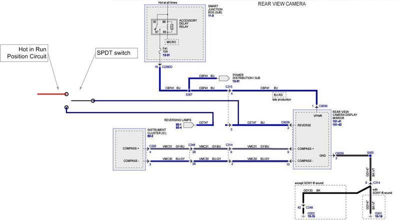 2013 F 150 Wiring Diagram Camera - Wwwcaseistore \u2022