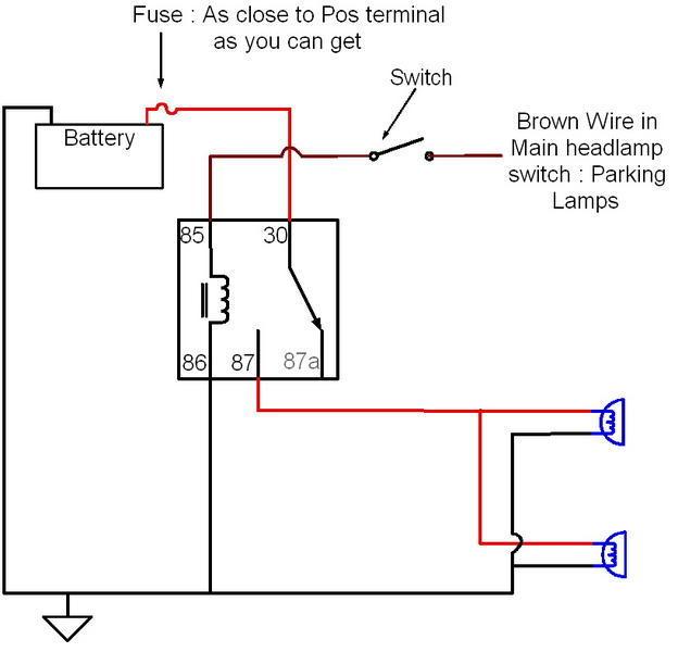 Fog light wiring harness - F150online Forums
