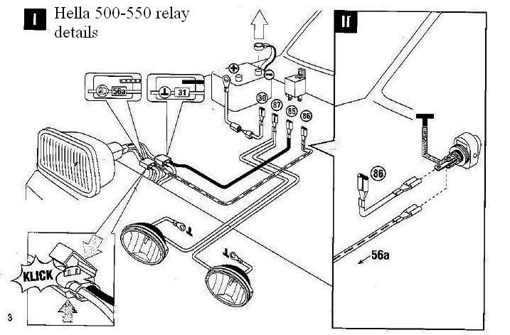 hella relay wiring instructions