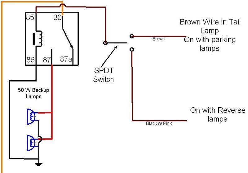 spdt center off switch wiring diagram
