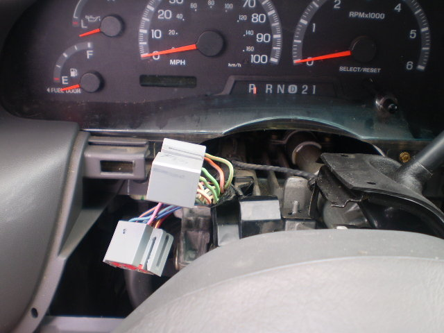 Wire\u0027s coming out of wire harness (Windshield Wiper/Turn Signal