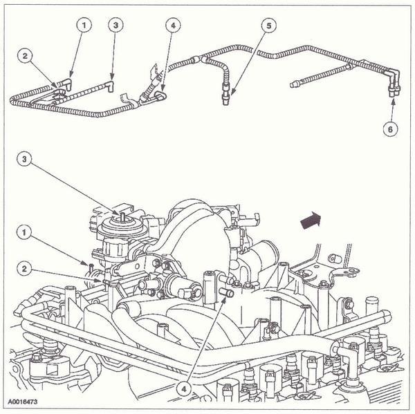 98 Ford F 150 5 4 Engine Diagram Wiring Schematic Diagram