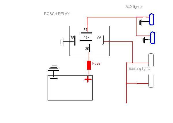 wiring diagram 2005 colorado fog light