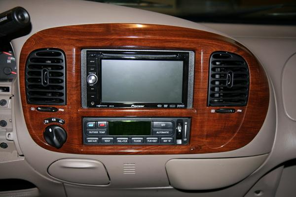 97-03 F150 Double Din Installation Guide - F150online Forums