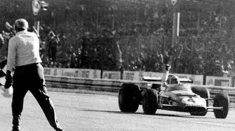 F1 | MONZA 1970: non è proprio uno sport per signorine