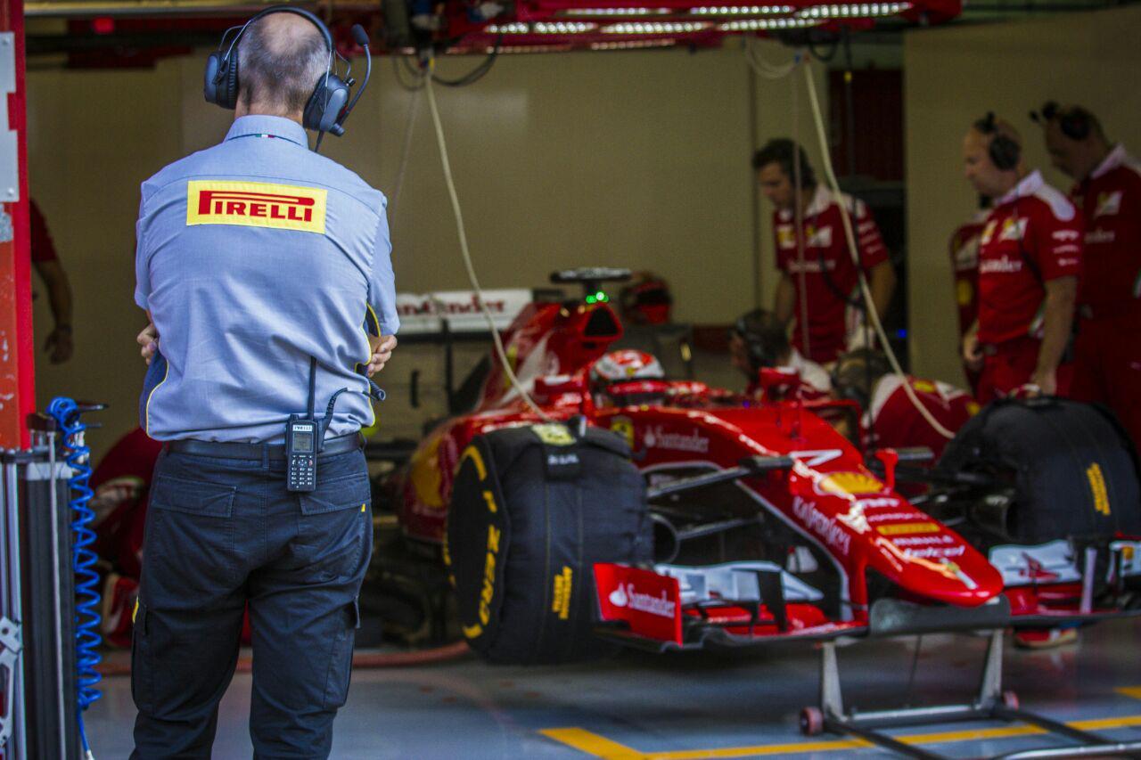 Mercedes e Ferrari sono già nel 2017