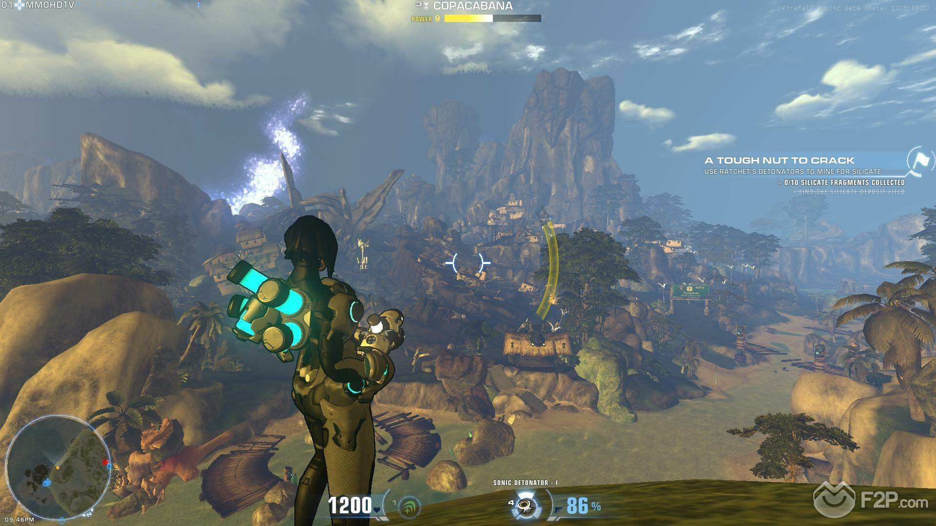 Pc Fall Wallpapers Firefall Screenshots