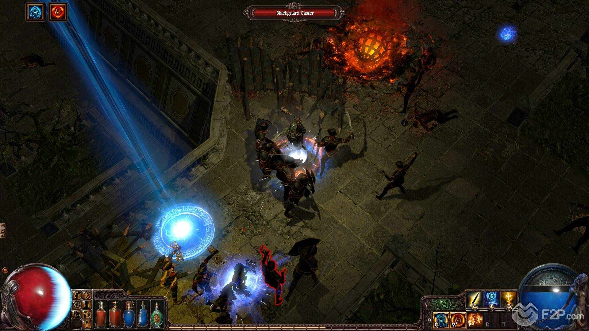 Poe Fall Of Oriath Wallpapers Path Of Exile Screenshots