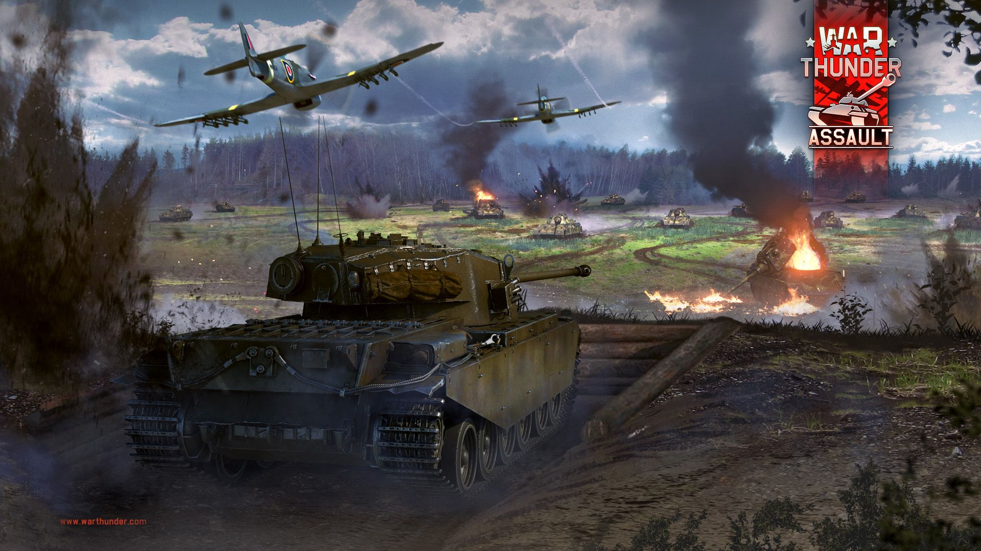 3d Fire Name Wallpaper New Content Update For War Thunder 1 67 Assault