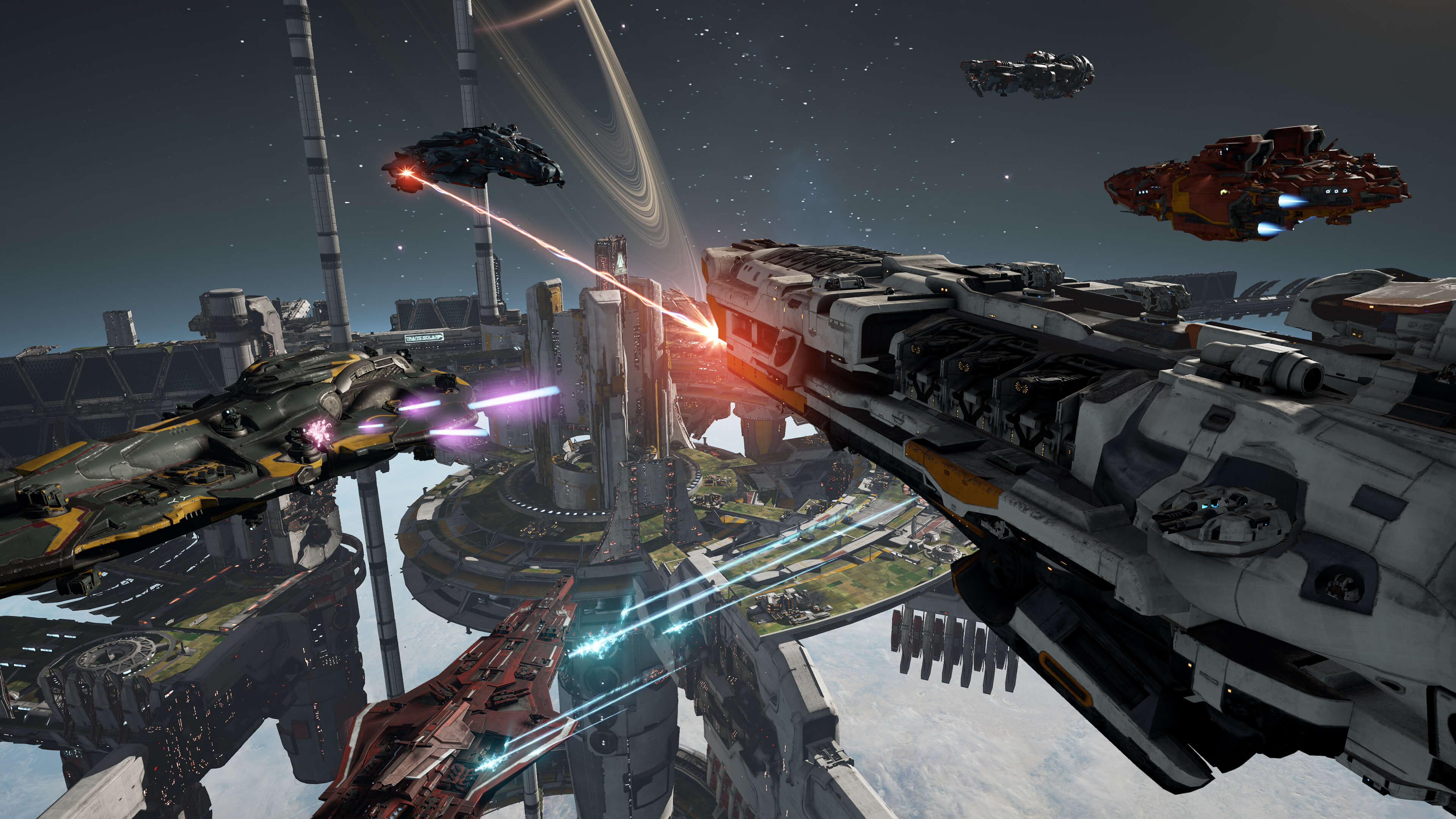 3d Effect Wallpapers Free Download Dreadnought Enters Open Beta On Pc