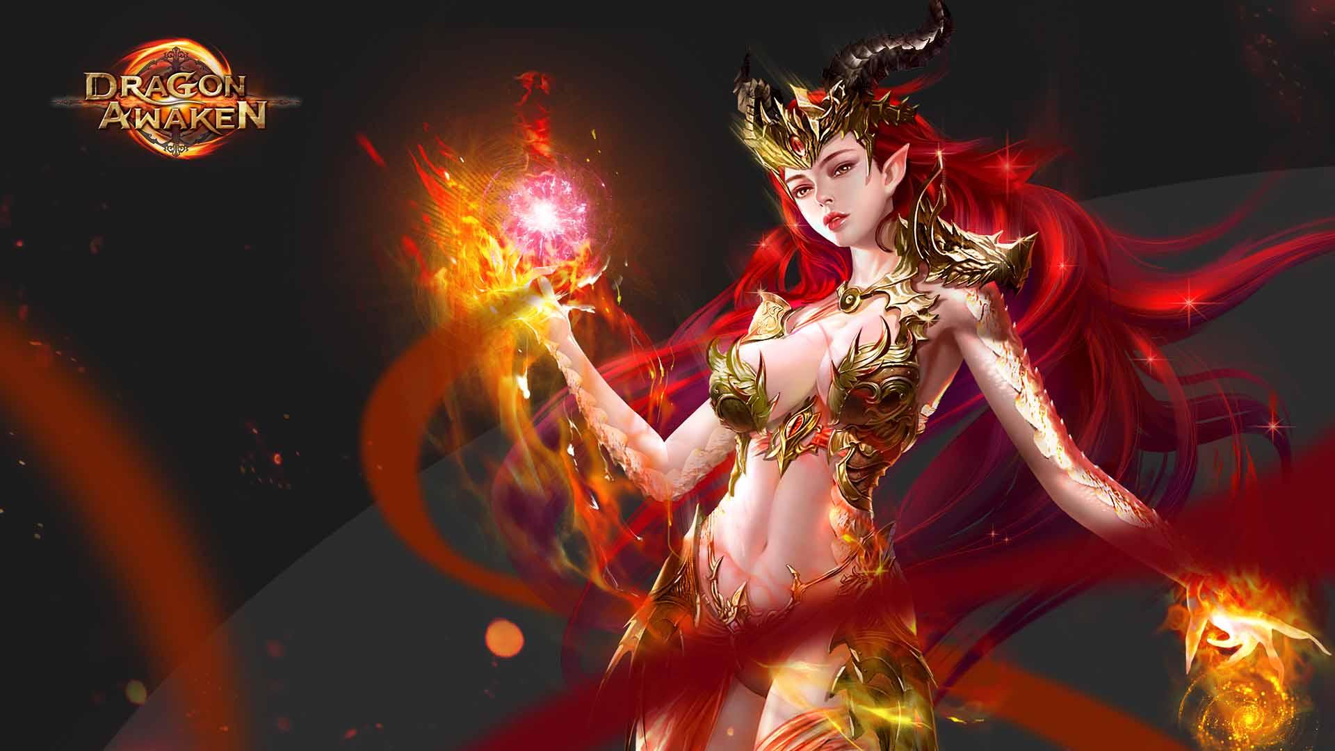 Best 3d Games Wallpapers Dragon Awaken Screenshots