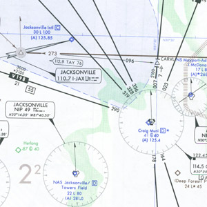 Instrument Flight Rules (IFR) Enroute Low Altitude Charts