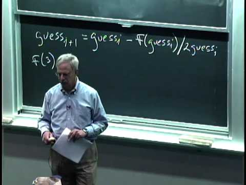 Introduction to Computer Science and Programming Lecture – 6