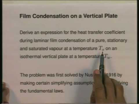 Introduction on Heat and Mass Transfer Lecture – 29