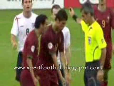 Rooney vs Ronaldo – World Cup Conflict