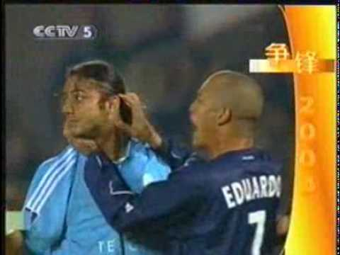 the best and worst soccer fights