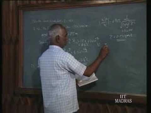 Principles Of Mechanical Measurements – Lecture – 9