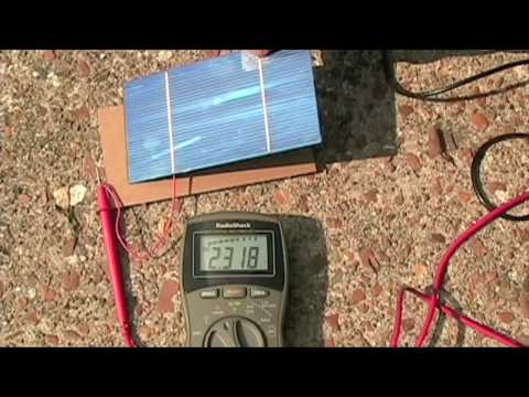 How To Build A Solar Panel – Part 18 (Final Video)