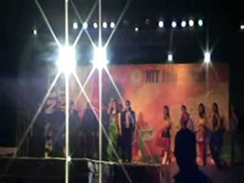 Beat Fashion Show SIFT has won the 1st prize in Techniti 2012 at NIT JALANDHAR Part 2