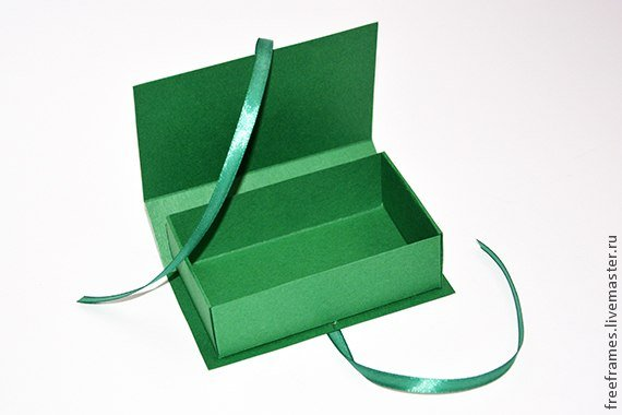 How to DIY Simple Paper Gift Box from Template