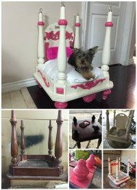 how to turn furniture into dog beds | just b.CAUSE