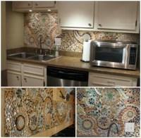 Do It Yourself Diy Kitchen Backsplash Ideas + Hgtv ...