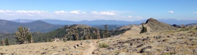 Overlooking Tahoe