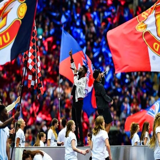 Faber Exposize Portfolio - FA Cup Final 2016