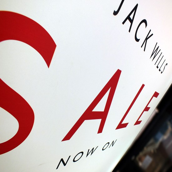 Jack Wills Visual Merchandising