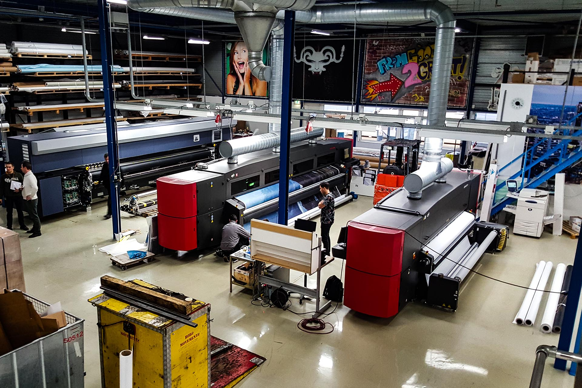 Faber Exposize More Printers