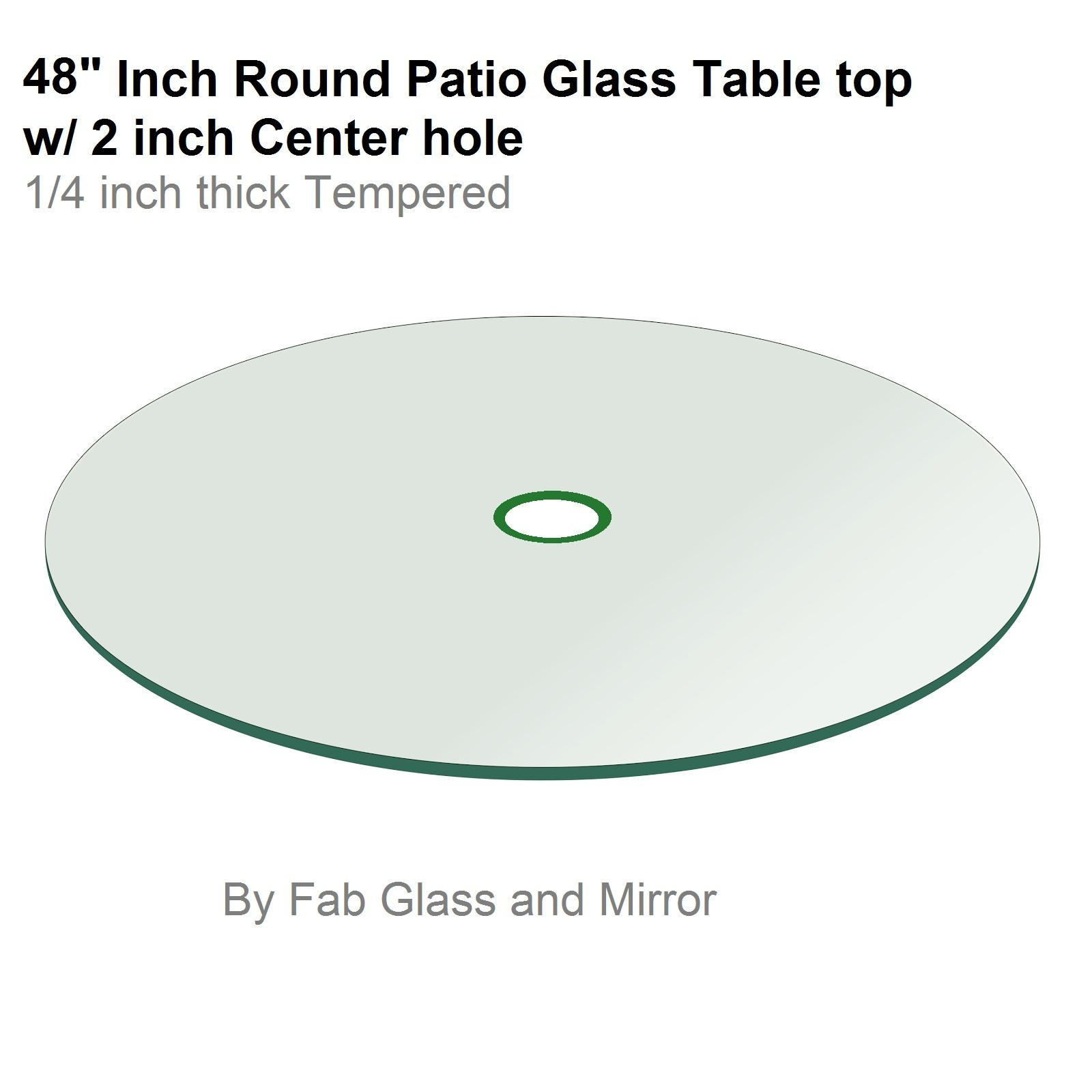 patio glass table top replacement