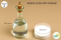 How to Clean a Shower Head with Baking Soda and Vinegar ...