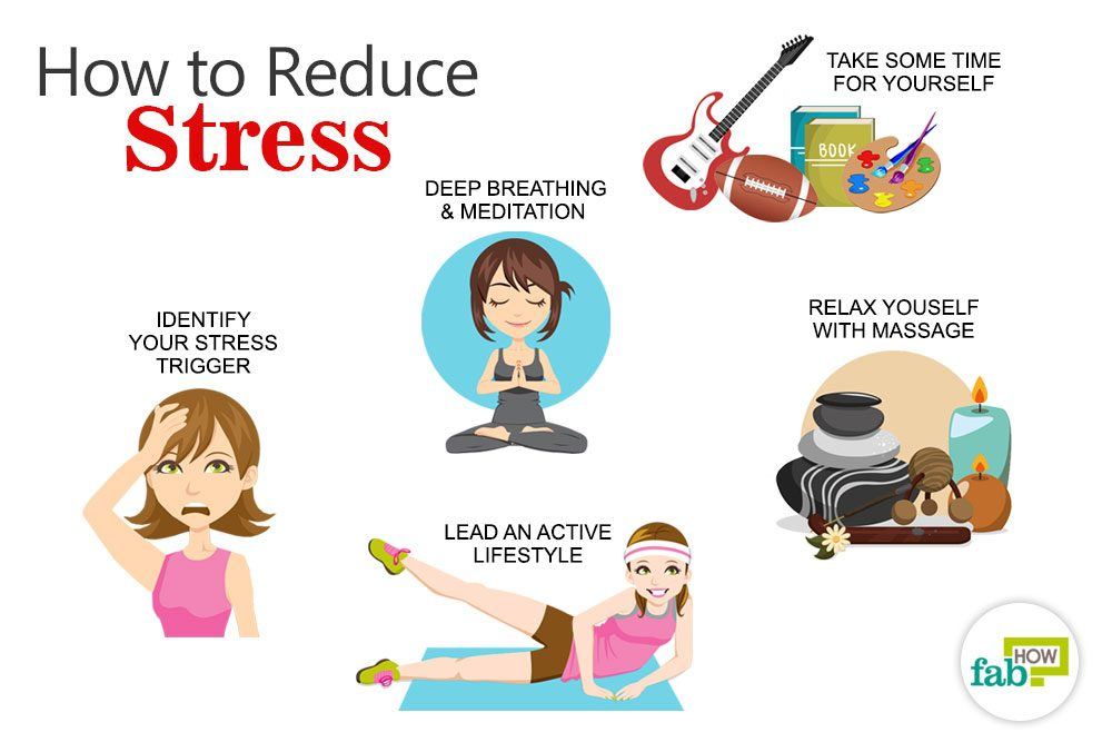 How to Reduce Stress (20+ Easy Tips) Fab How