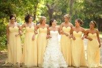 yellow green wedding colors, Yellow green wedding motif