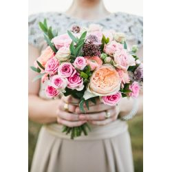 Small Crop Of Fall Wedding Bouquets