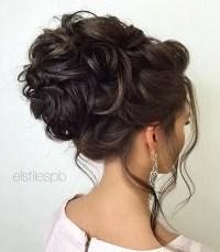 Beautiful Bridal Updo Hairstyle inspiration | Wedding ...