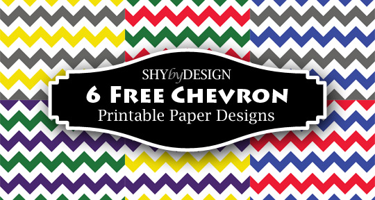 240 Free Chevron Patterns, Papers, Templates  Backgrounds Fab N\u0027 Free - free paper templates with borders