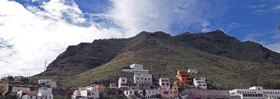 Igueste de San Andres şi o priveliște panoramică superbă!