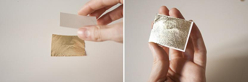 diy gold tattoo fabricadeimaginacion paso 03