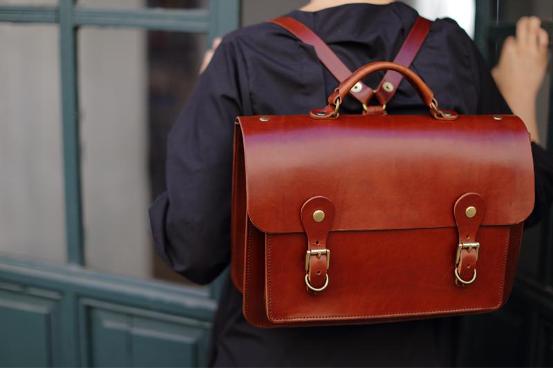 Inspiración mochila vintage