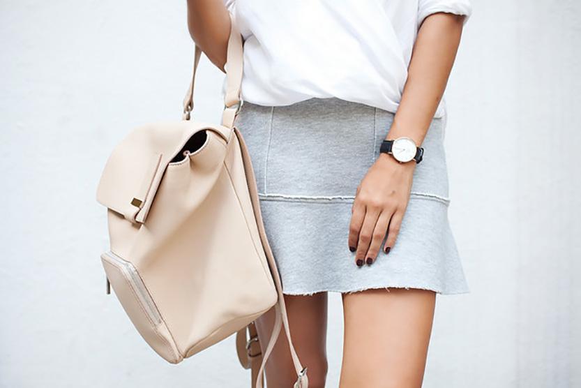 inspiration backpack minimal