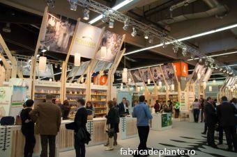 Standul Romaniei la BioFach 2013