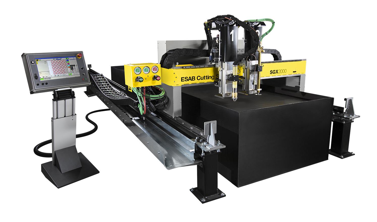 Laser Waterjet Plasma Cutting Systems