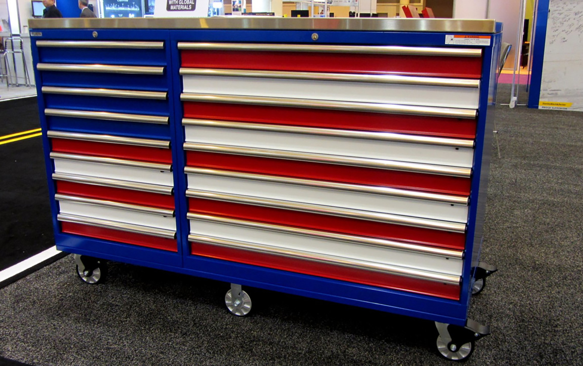 Cnc Tool Storage Cabinets And Transporters